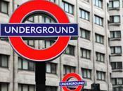 métro Londres fête