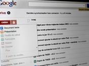 Google Drive: créez modifier Présentations mode hors connexion