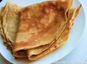 """recette Crepes Chandeleur """"Dutch Pancakes"""" hollandaises"""