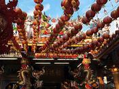 Nouvel chinois Bangkok