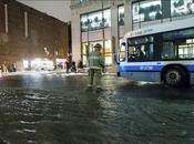 Montréal sous l'eau...