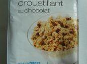 barres céréales hyperprotéinées muesli chocolat graines Chia (sans sucre)