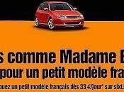 """Sixt innove nouveau avec canettes publicitaires """"Boost your sixt appeal"""""""