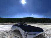 Circulation routière énergie solaire est-on