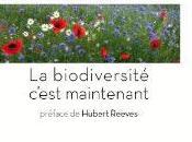biodiversité c'est maintenant