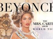 Beyonce concert France printemps 2013 avec Mrs. Carter Show (vidéo)