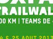 OXFAM Trailwalker Marcher solidaire