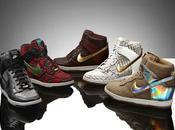Nike Dunk High City Pack