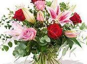 Pour Valentin fleuristes Interflora vous proposent, suite