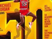 Michael Jordan couverture Sports Illustrated pour 50ème fois