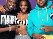 """Kelly Rowland méconnaissable maquillée truelle pour clip """"Kisses Down Low"""""""
