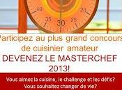 Appel candidature Masterchef