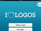 Application iPhone Créez votre logo avec love logos
