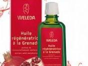 Huile Régénératrice grenade Weleda…