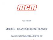 MISSION GRANDS REQUINS BLANCS mars