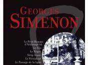 """romans durs Simenon: nègre"""" """"Strip-tease"""""""