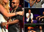 Usher, monica, jay-z, kris kross, wow, cent pour l'anniversaire