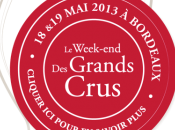 Week-end Grands Crus Bordeaux 2013