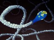 Saviez-vous Terre devenait plus légère chaque jour