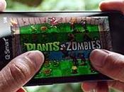 Reconnaitre plantes avec smartphone