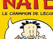 Nate champion l'école