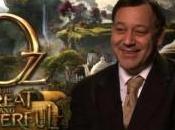 Monde fantastique d'Oz suite préparation sans Raimi