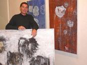 Fabrice Rebeyrolle, peintre gardien Sylvie Fabre