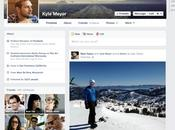 Facebook annonce nouvelle Timeline