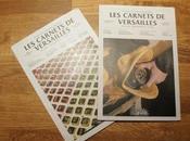 Recevoir semestriel carnets Versailles gratuitement chez