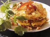 Omelette dattes noix