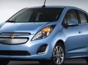 Chevrolet Spark 2014 l'électricité dans l'air!