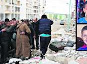 Algérie enfants assassinés mutilés