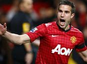 Persie Vers carrière Manchester United