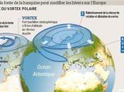 Hiver froid faute banquise arctique