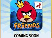 Angry Birds Friends vont débarquer iPhone Androïd...