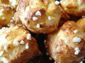 Chouquettes crème pâtissière