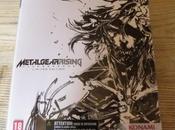 [Découverte/Présentation] Metal Gear Rising Revengeance Limited Edition (PS3)