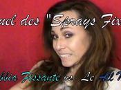 Duel sommet Spray Fixants pour Make-up Lequel sortira vainqueur ...?
