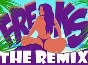 [New Music] French Montana Khaled, Mavado, Rick Ross, Wale, Nicki Minaj Freaks (Remix)