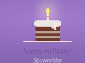 magnifique gâteau d'anniversaire HTML/CSS