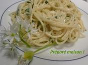 Spaghetti sauce parmesan ours