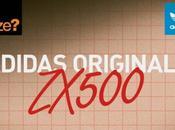adidas Originals ZX500 size? exclusive