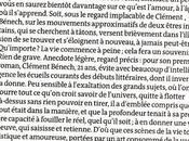 Littérature, livres pour garder moral après, malgré tout reste Clément Fingal Benech Mathieu Simonet. Point liseuse tablette. Vive supports papiers lire, journaux, livres.