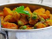 Recette carottes l'indienne Gajar sabji