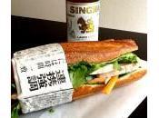 Bânh sandwich fusionne France Vietnam
