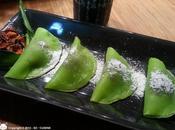 Mochi Pandanus Pâte d'Anko