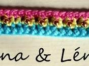 Diy: bracelet crochet façon comptoir cotonniers