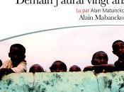 Demain j'aurai vingt d'Alain Mabanckou, l'auteur (Audiobook)