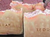 Teddy Soap l'Ange papillon