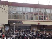 Tizi-Ouzou imposante marche étudiants pour dénoncer l'insécurité